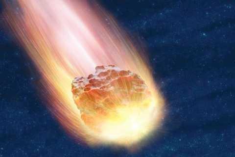 Nhiều thiên thạch có xu hướng di chuyển về phía Trái đất đang được nghiên cứu kỹ càng