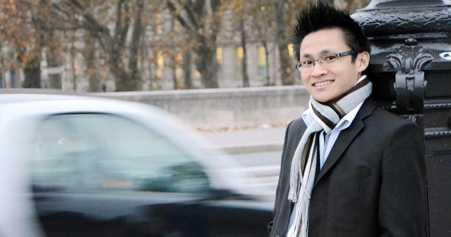 Thạc sỹ Võ Xuân Hoài