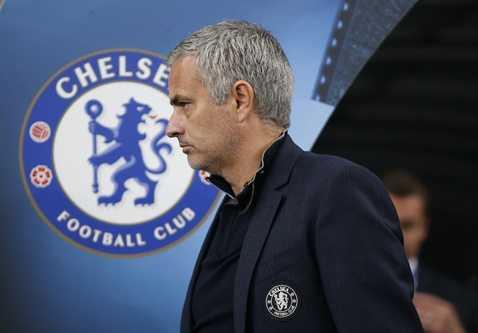Mourinho đã bị sa thải lần thứ hai bởi Chelsea