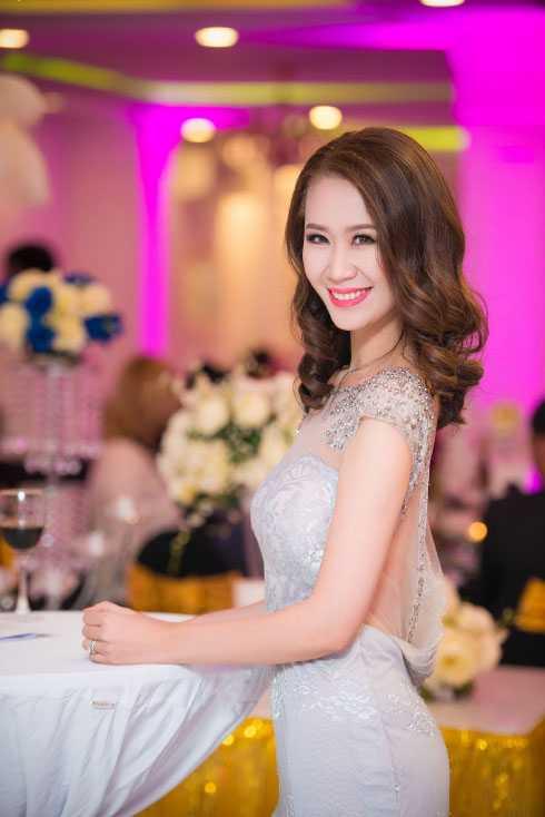 Thời gian gần đây người đẹp tập trung vào kinh doanh, không mấy khi xuất hiện tại các sự kiện giải trí.
