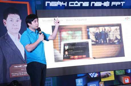 Anh Lê Hồng Việt, Giám đốc công nghệ Tập đoàn FPT.