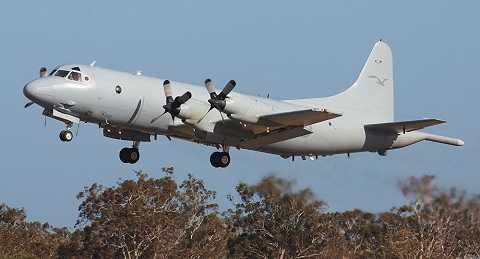 Máy bay AP-3C Orion của Không quân Hoàng gia Australia