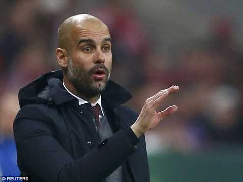 Guardiola sẽ sang Anh mùa sau?