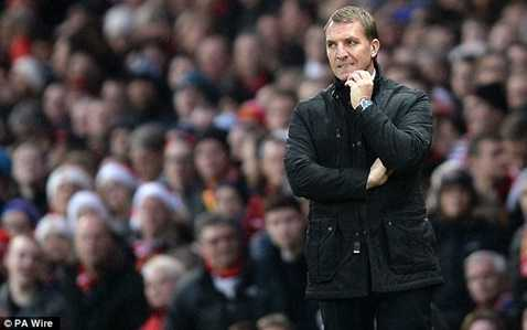 Brendan Rodgers có thể tới Chelsea làm việc