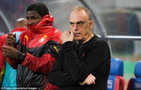 Avram Grant từng thay thế chính Mourinho hồi cuối năm 2007