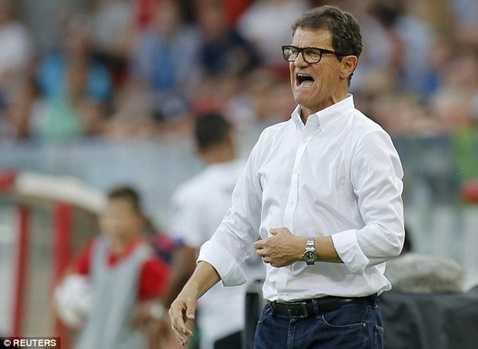 Fabio Capello từng là HLV hưởng lương cao nhất thế giới nhờ sự trợ giúp của Abramovich