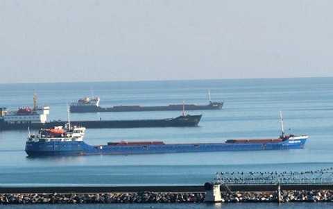 Tàu hàng của Nga bị tạm giữ tại cảng của Thổ Nhĩ Kỳ