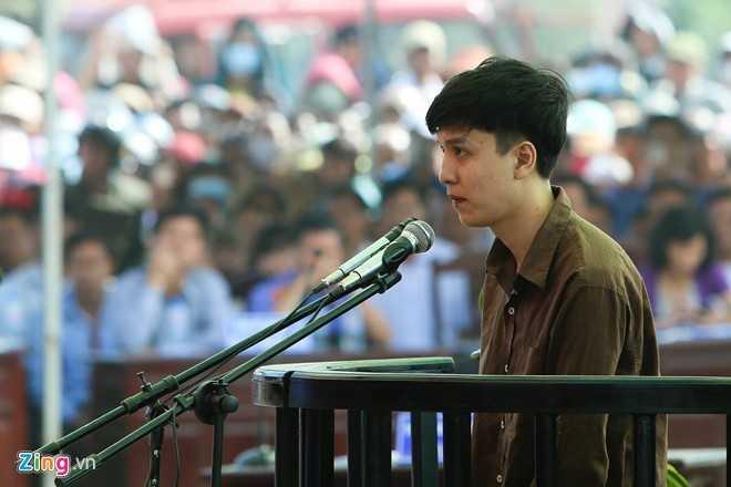 Nguyễn Hải Dương khai tự tay giết cả 6 người