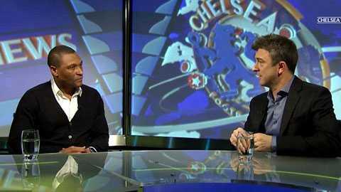 GĐKT Emanelo trả lời phỏng vấn trên Chelsea TV