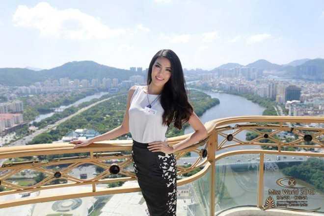 Cơ hội lớn của Lan Khuê có thể đưa sắc đẹp Việt lần đầu tiên gây được tiếng vang lớn với bạn bè thế giới. Ảnh: Miss World