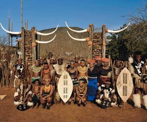 Đoàn múa Beyond Zulu Dancers tới từ Nam Phi sẽ mang tới những tiết mục đặc sắc