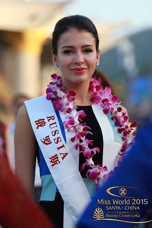 Đại diện Nga - Sofia Nikitchuk.