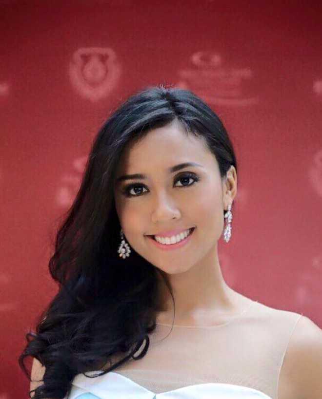 Hoa hậu Nhân ái thuộc về người đẹp Indonesia