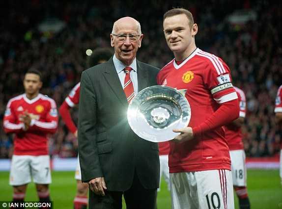 Rooney đi vào lịch sử MU với trận đấu thứ 500