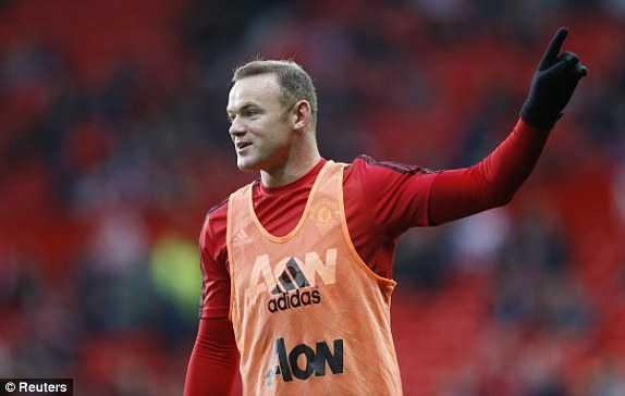 Rooney sẽ lấy lại niềm tin trước đối thủ đã 11 năm không thắng ở Old Trafford