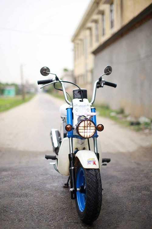 Honda Chaly 79 là mẫu Minibike được giới học sinh, sinh viên ưa chuộng hiện nay