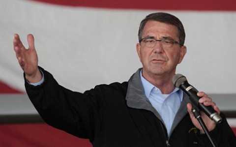 Bộ trưởng Quốc phòng Mỹ Ash Carter