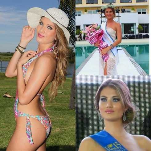 Mireia Lalaguna Royo từng chiến thắng Miss Atlántico Internacional 2014.