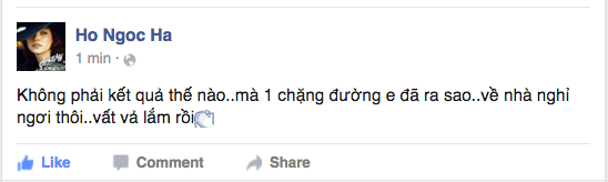 Hà Hồ thông cảm với những vất vả Phạm Hương đã trải qua