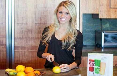 CEO của doanh nghiệp thức uống bổ dưỡng này, Annie Lawless