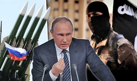 Tổng thống Nga cảnh báo sẽ dùng vũ khí hạt nhân để tiêu diệt IS nếu cần thiết