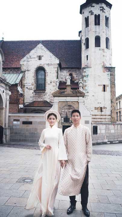 Đây là quê hương của chồng Á hậu Diễm Trang 2014, anh sinh ra tại Việt Nam nhưng hiện tại sinh sống và làm việc tại Ba Lan.