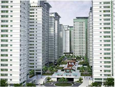 Giá bất động sản cuối năm tăng 1-3%