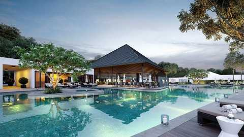 Trải nghiệm phong cách sống resort tại KĐT cao cấp ParkCity Hanoi