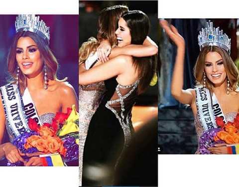 Nhiều khán giả đã lo lắng cho tinh thần của hoa hậu Colombia sau sự nhầm lẫn đáng tiếc.
