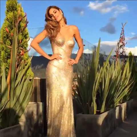 Sự lạc quan của Hoa hậu Colombia đã khẳng định việc tự tử chỉ là tin đồn thất thiệt và Ariadna Gutierrez vẫn vô cùng lạc quan khi trở về nước.