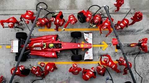 Truyền hình BBC sẽ không còn bản quyền hình ảnh của Giải đua xe F1