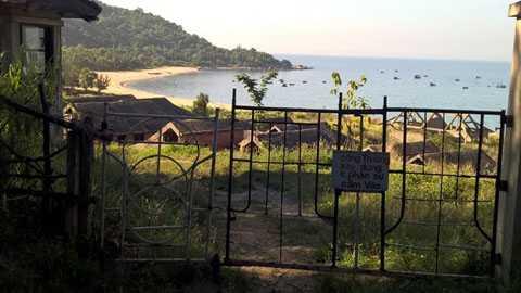 khu biệt thự 'ma' dưới chân bán đảo Sơn Trà