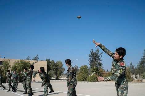 Các loại vũ khí được huấn luyện để sử dụng thuần thục
