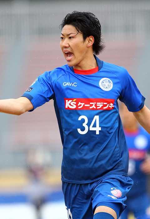 Tiền đạo Makito Yoshida chính thức rời Mito