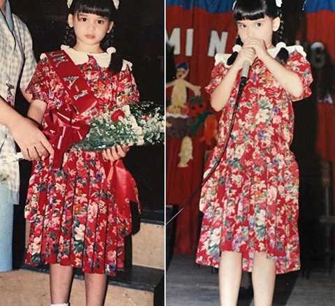 Từ nhỏ, cô đã mơ ước sẽ trở thành một nữ hoàng sắc đẹp của thế giới. Người đẹp luôn háo hức tham gia các chương trình văn nghệ và phong trào thi đua của trường. Pia từng theo học về ẩm thực và nghệ thuật.
