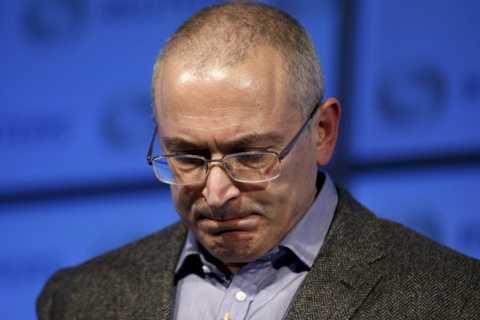 Cựu tỷ phú Nga Khodorkovsky - Ảnh: Reuters