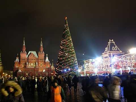 Người Nga đón Giáng sinh vào đầu tháng 1