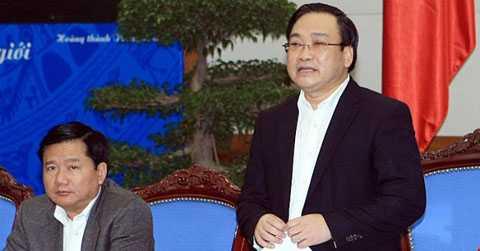 Phó Thủ tướng Chính phủ, Chủ tịch Ủy ban an ninh hàng không dân dụng quốc gia, ông Hoàng Trung Hải. Ảnh: Chính phủ
