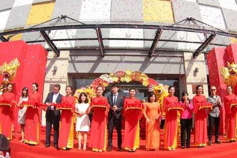 Nghi lễ khai trương Vincom Mega Mall Thảo Điền diễn ra long trọng