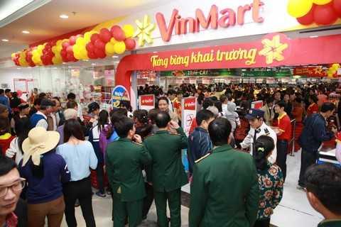 VinMart hấp dẫn với các chương trình khuyến mãi đặc biệt