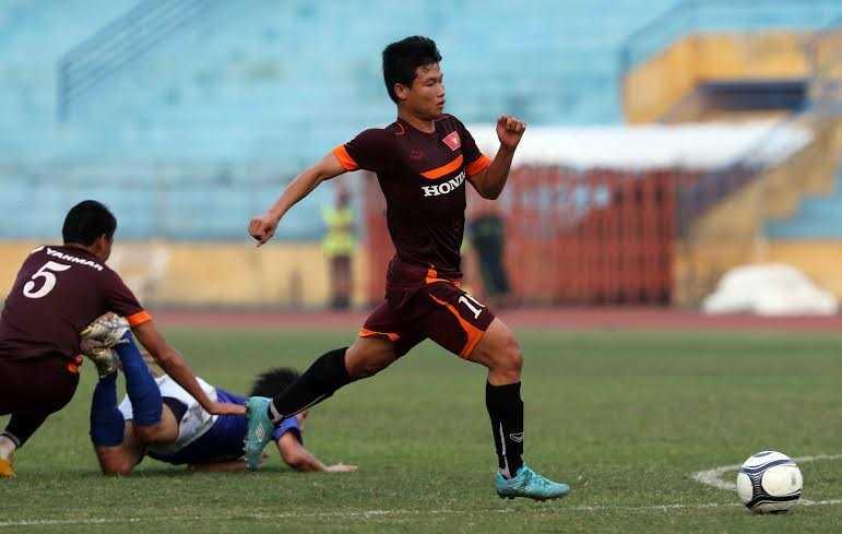 Đông Triều chọn ở lại chơi ở V-League