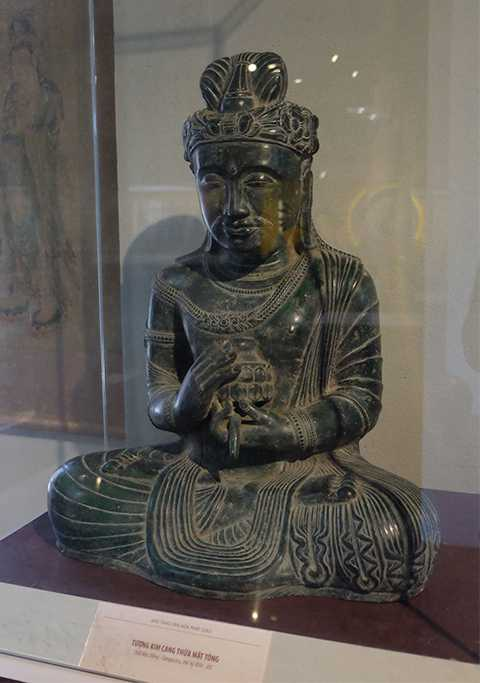 Tượng Kim Cang Thừa Mật Tông