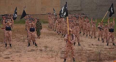 IS huấn luyện phiến quân ở Thổ Nhĩ Kỳ vì cho rằng nơi này an toàn hơn Syria