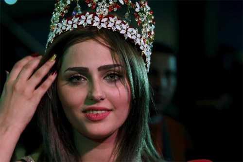 Shaima Qassem Abdulrahman có sự thể hiện thuyết phục trong cuộc thi