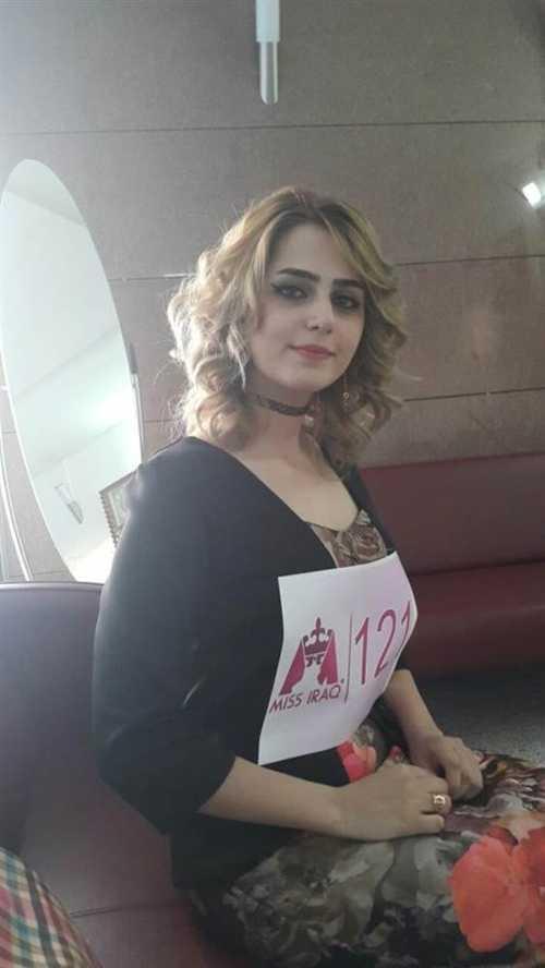 Shaima Qassem Abdulrahman không chỉ xinh đẹp mà còn rất thông minh và mạnh mẽ