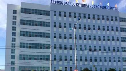Trường Đại học Kỹ thuật - Công nghệ Cần Thơ nơi TS Doãn Minh Đăng công tác.