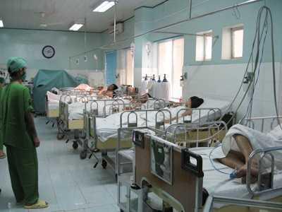 Bộ Y tế nỗ lực giảm tải bệnh viện.