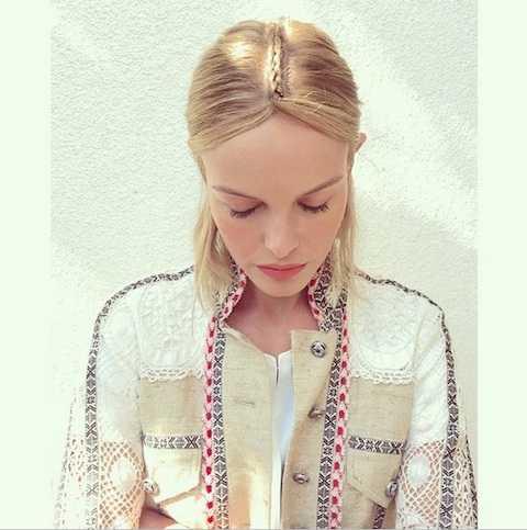 Kate Bosworth và kiểu tóc làm dậy sóng cộng đồng làm đẹp.