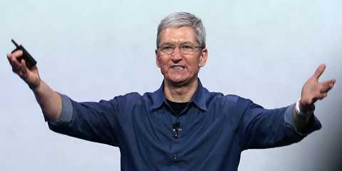 Tim Cook, Giám đốc điều hành Apple