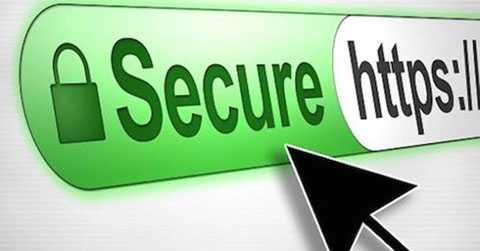 Đa số các trang web hiện được mã hóa để giúp người dùng truy cập an toàn.